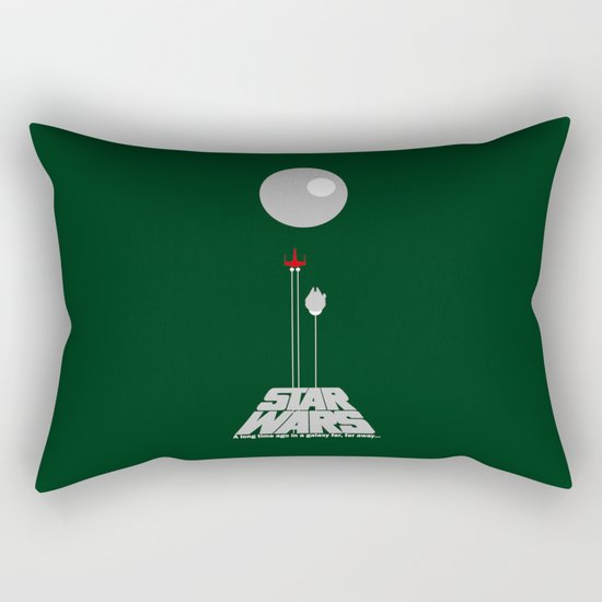 A New Hope IV Rectangular Pillow