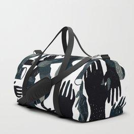 Dark Hands Duffle Bag