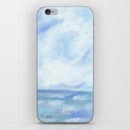 Warm Fall Days - Tropical Ocean Seascape iPhone Skin