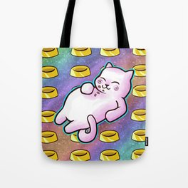 Tubbs the Cat Tote Bag