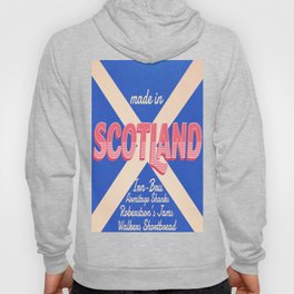 Vintage Made In Scotland Hoody
