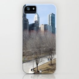 Toy story Chicago iPhone Case