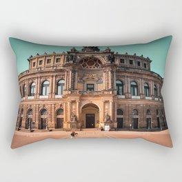 Altstadt Centre Dresden Rectangular Pillow