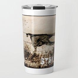 Stay Wild .6 Travel Mug