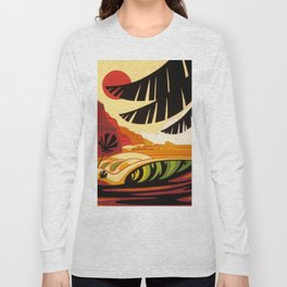 Summer and surf Long Sleeve T-shirt