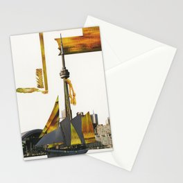 Toronto Waters Stationery Cards