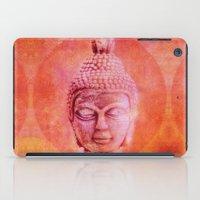 buddha iPad Cases featuring Buddha by LebensART
