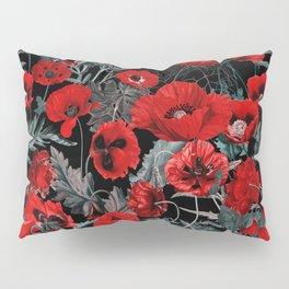 Poppy Garden Pillow Sham