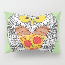 The Last Slice Pillow Sham