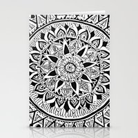 revolution Stationery Cards featuring Revolution by Sound of White Designs