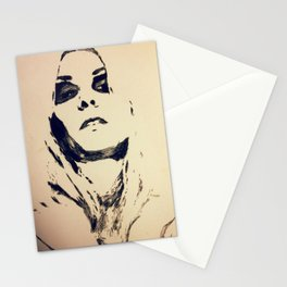 Taylor Momsen Etching Stationery Cards