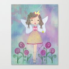 Princess Fairy Canvas Print