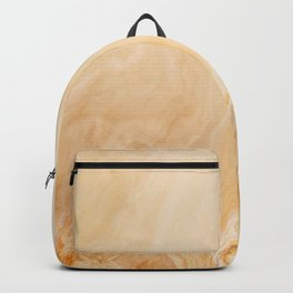 Yellow Marble Two Backpack