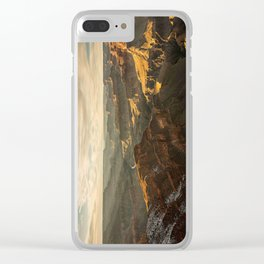Grand Canyon Clear iPhone Case
