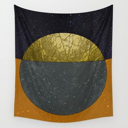 Abstract #111 Wall Tapestry