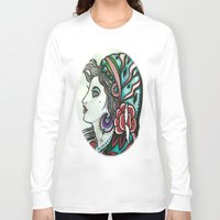 gypsy Long Sleeve T-shirts featuring Gypsy by David Ansted, Kosoof.