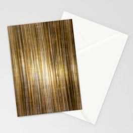 Gold Luster Stationery Cards
