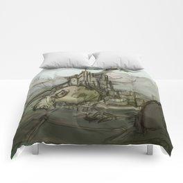 Giant's Crown Comforters