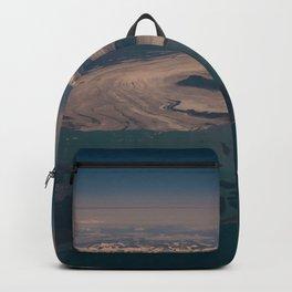 Aerial Glacier Three - Alaska Backpack