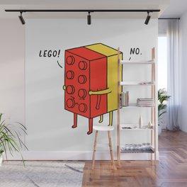 I'll Never Le Go Wall Mural