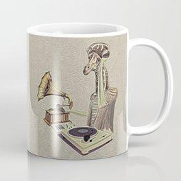Retro DJ Coffee Mug