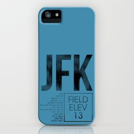 JFK II iPhone Case