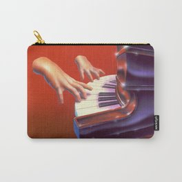 Piano Lessons Can Be Murder Carry-All Pouch