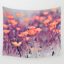 Summer Meadow Wall Tapestry