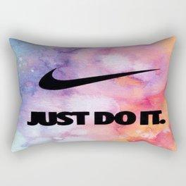 Nike's Just Do It Rectangular Pillow