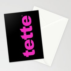 TETTE Stationery Cards