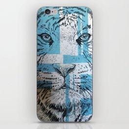 Tiger of Life iPhone Skin