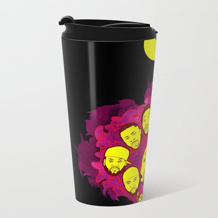 Wu-Tang Purple Haze Metal Travel Mug