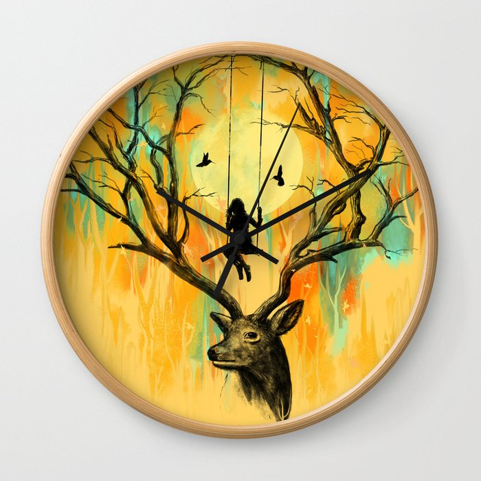Playmate Wall Clock