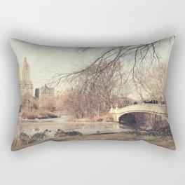 Bow Bridge Rectangular Pillow