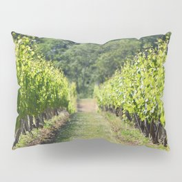 Vineyard Path Pillow Sham