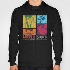 Lupin III Jazz Record Hoody