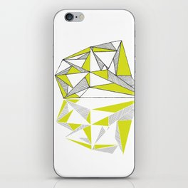 Facets Reflect iPhone Skin
