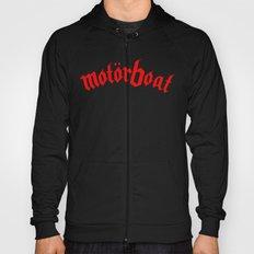 Motorboat (red) Hoody