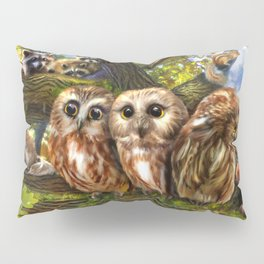 Out On a Limb Pillow Sham