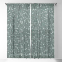Abstract Patterns Sheer Curtain