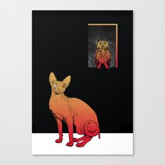 We Own The Night Canvas Print
