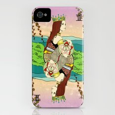 The Queen (Twins) iPhone (4, 4s) Slim Case