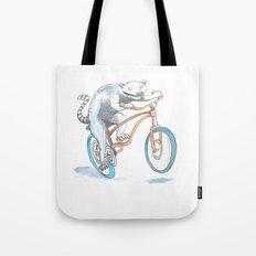 Lemur Screamer  Tote Bag