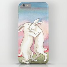 Dancing Rabbits Slim Case iPhone 6 Plus