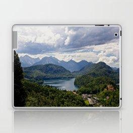 Hohenschwangau Bavaria Germany Laptop & iPad Skin