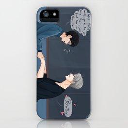 Professional Amateur iPhone Case