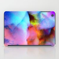 bed iPad Cases featuring Majestic Bed by Tyler Spangler