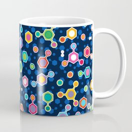 Hydrocarbons in Space Coffee Mug