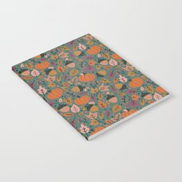 Fall Pumpkin Field Notebook