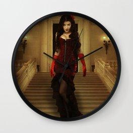 Encantada Wall Clock